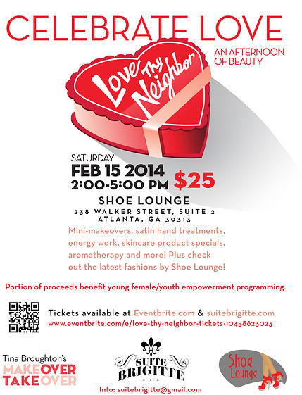 Come Celebrate Love: Free Ticket Giveaway to Love Thy Neighbor Event!
