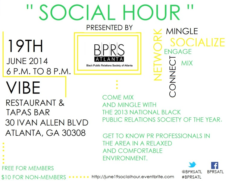 In The Public Relations Field? This Is An Event You Don't Want To Miss!!